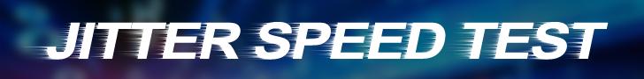 Jitter Speed Test - Network Jitter Test - Internet Speed Test